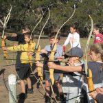 Camp Coolamatong – Colman students